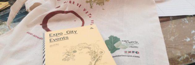 L'Umbria vince con la semplicità a Expo e Expoincittà