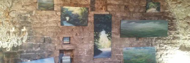 Ad Assisi l'ospitalità incontra l'arte. La Residenza La Corte di Assisi adotta un artista: Roberto Carli alias Fuderno