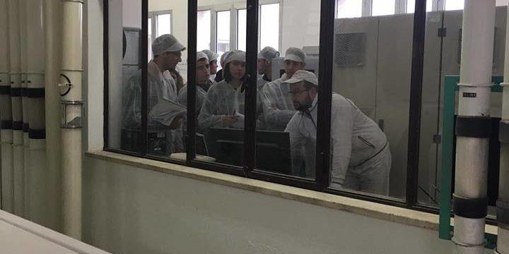Il Molino sul Clitunno di Trevi ospita gli studenti dell'Istituto Agrario di Todi