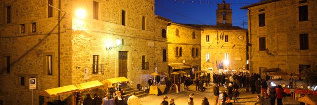 3, 4 e 5 novembre 2017 Gli appuntamenti del secondo fine settimana di Frantoi Aperti in Umbria