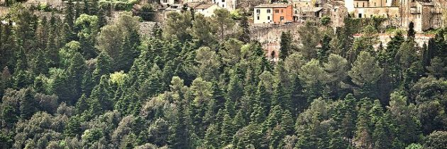 Una Pasqua in Umbria, ad Amelia, Montefalco e Montone