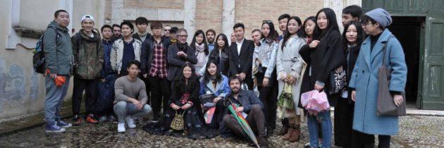 """Conclusa la prima edizione di  """"Sentieri"""" Festival di arte contemporanea nella città di Amelia"""