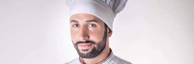 Il maestro Federico Visinoni sarà a Tutto Pizza con i suoicooking show dedicati alla pizza napoletana  ospite di Molino sul Clitunno
