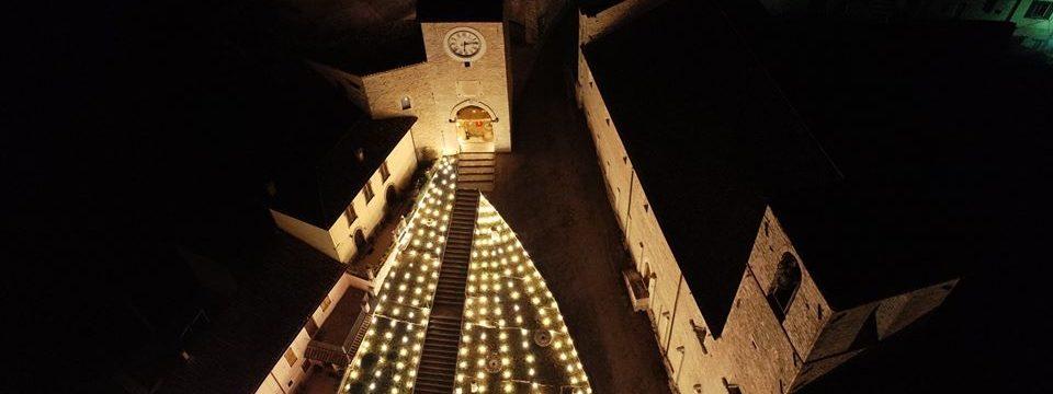 """Monteleone di Spoleto """"Mercatini di Natale ad Alta Quota"""" – Il programma dell'8 e 9 dicembre 2018"""