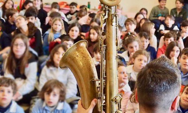 Call per JxG – A Perugia, laboratori jazz, rap e percussioni per tutte le generazioni