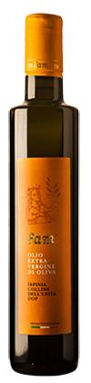 L'Olio #finalistaercoleolivario2020 è Fam DOP Irpinia Colline dell'Ufita la cui cultivar è la Ravece e l'Ogliarola;