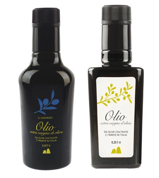 L'olio #finalistaercoleolivario2020 è IL CAPPERO la cui cultivar è la minucciola (ogliarola)