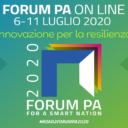 """L'Umbria al """"Forum PA 2020 – Resilienza digitale""""  con il progetto di innovazione digitale """"Gemma, Il sapere è prezioso"""""""