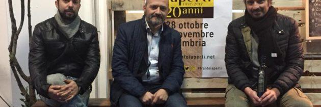 """""""FRANTOI APERTI"""" IN UMBRIA CONFERMA IL SUO APPEAL"""