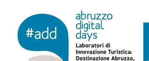 #ADD 2018 ABRUZZO DIGITAL DAYS