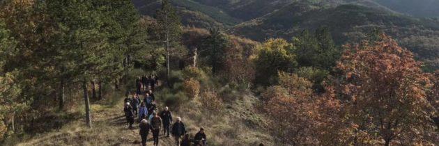 Conclusa domenica 4 novembre la XXXV° Festa del Bosco di Montone