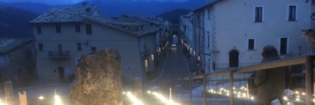 Giovedì 6 Dicembre a Monteleone di Spoleto (PG), si accende l'albero di Natale più grande della Valnerina
