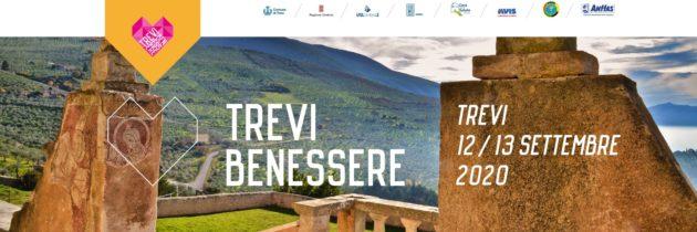 """Sabato 12 e Domenica 13 settembre a Trevi (Umbria) """"Trevi Benessere – Il weekend della salute"""""""