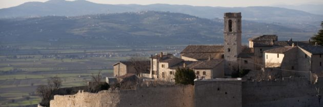 """A Campello sul Clitunno, in Umbria, dal 7 al 22 novembre c'è la """"Festa dei Frantoi e dei castelli"""""""