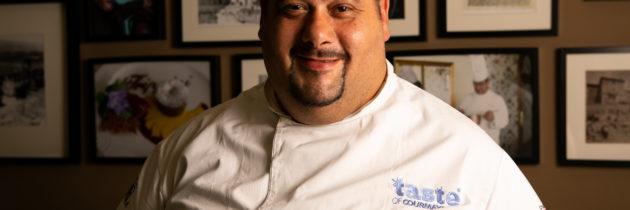Lo chef Paolo Trippini testimonial dell'iniziativa nazionale di solidarietà spesasospesa.org