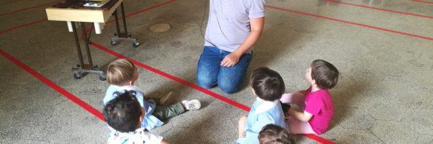 """Inizia """"Musica in Movimento"""" alla Scuola d'Infanzia Santa Croce di Perugia"""