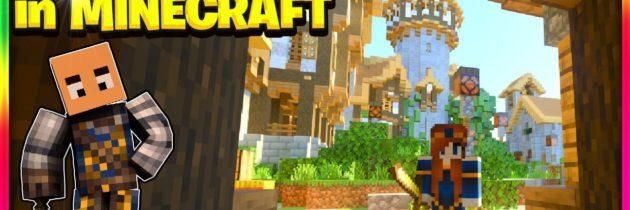 """Prima edizione del concorso """"I Longobardi in Minecraft"""""""