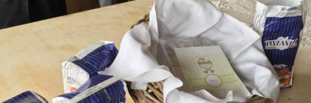 """Il Molino sul Clitunno di Trevi (Umbria) adotta """"Bianca"""", bebe' di lievito madre. Sempre piu' attenzione alla qualita' dei propri prodotti per l'azienda"""